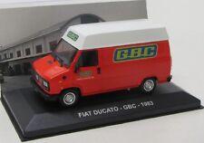 Fiat Ducato ( 1983 ) GBC / Altaya 1:43