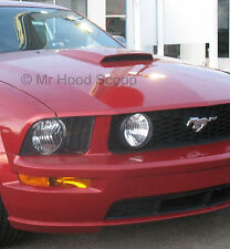 Ford Mustang GT Hood Scoop California Special Scoop With Honey Comb Grille HS008