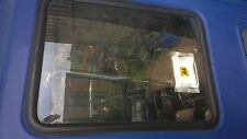 O/S OR N/S  REAR WINDOW REMOVED FROM  FORD IVECO 75-E-15 BREAKING FOR SPARES
