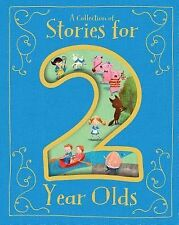 Collection Of Stories For 2 Year Olds Parragon Books