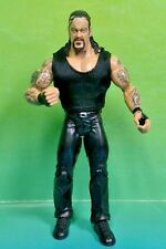 2003 WWF WWE Jakks Pacific Undertaker Wrestling Figure Deadman Inc Phenom