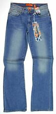NWT COLIN'S JEANSWEAR VALERIE BOOT CUT Jeans Size 4 / 27 Sky Blue Stretch NEW