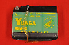 NOS Honda OEM Battery, CA175 CL125 SS125
