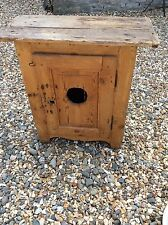 French Pine Cheese Cupboard Bread Safe Barn Find Country House
