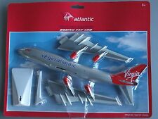 Virgin Atlantic Boeing 747-400 Tinker Belle Push Fit Model 1:250 Scale