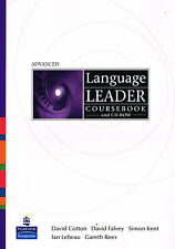 Longman LANGUAGE LEADER ADVANCED Coursebook / Student's Book with CD-ROM @NEW@