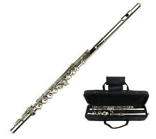 Flute w/Case,Tuner~student,Beginner,Starter,School,Orchestra,Band,Intermediate