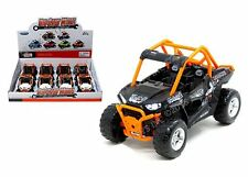 "KINGS TOY DISPLAY - 5"" OFF-ROAD QUAD VEHICLE Diecast Car Display Set Of 2"