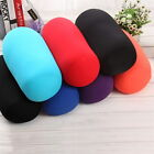 Seat Head Rest Neck Support Micro Mini Microbead Cushion Roll Pillow 13.8