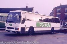MIDLAND RED MERCIAN B514OEH 6x4 Bus Photo