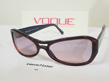 VOGUE 2239 Striped Red on Blue Woman Donna occhiali sole Sunglasses New Original