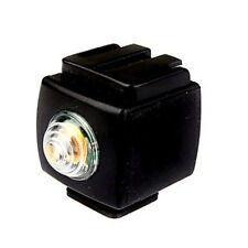 Flash Slave Trigger Hot Shoe Sync Adapter W PC Socket & Sensor Sony JSYK-6 JJC