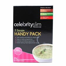 Celebrity Slim Assorted Soups (Meal Replacement) Handy Pack