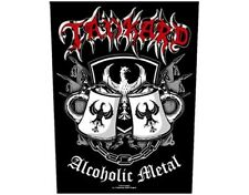 TANKARD alcoholic metal 2010 GIANT BACK PATCH - 36 x 29 cms