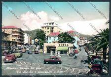 Savona Alassio Foto cartolina C8835 SZA
