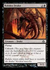 4x Draghetto Rakdos - Rakdos Drake MTG MAGIC DgM Dragon's Maze Ita