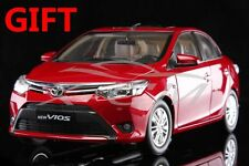 Car Model New Toyota Vios 1:18 (Red) + SMALL GIFT!!!!!