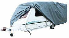 New Caravan Motorhome Cover Breatheable Water Resistant 5.8m- 6.4m 19' 21 feet