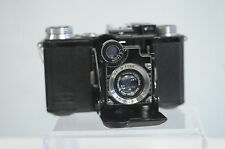 Zeiss Ikon Super Nettel with Triotar 5cm F3.5 Lens Folding Film Camera