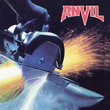 Metal on Metal by Anvil (CD, Nov-2002, Attic)