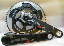 SRAM RED 22 EXOGRAM Glide YAW BB30 50/34T 165mm Crankset, No Bearing