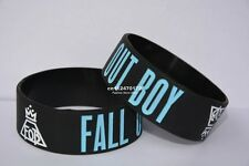 "FALL OUT BOY Wristbands FOB|1"" Wide
