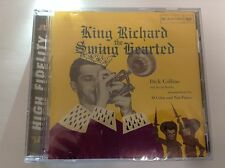 Dick Collins - King Richard the Swing Hearted (2003) BRAND NEW SEALED CD