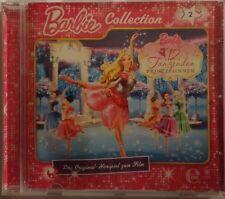 Barbie 12 Tanzenden Prinzessinnen CD Original-Hörspiel zum Film
