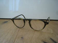 OLIVER PEOPLES RILEY  R 45 /20 OV 5004   Brille BRAUN  NEU