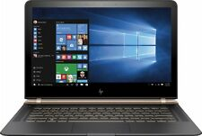 "HP Spectre Laptop 13t-v000 13 13.3"" Gorilla Glass i7 8GB 512GB SSD NVME AC 2 Pro"