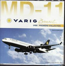 DRAGON WINGS VARIG AIRLINES MD-11 1:400 Diecast Commercial Plane Model 55326