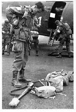 WW2 - La 82ème Airborne s'harnache pour Market Garden