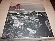 DON MCLEAN-SELF TITLED NEW SEALED LP