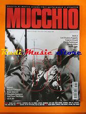 Rivista MUCCHIO SELVAGGIO 646/2008 Willard Grant Conspiracy Radiohead  No cd