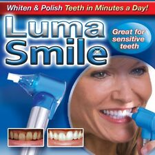 New Luma Smile Whiten & Polish Teeth in Minutes - As Seen On TV