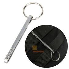 Multifunction Alloy Key Chain Clip EDC Keychain for Camping Travling Pocket Tool