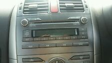 TOYOTA AURIS 2007-2010 CD PLAYER