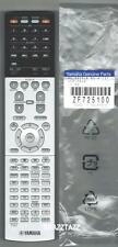 New Genuine Yamaha Receiver Remote Control RAV508 ZF72510 RX-A1030 RXA1030