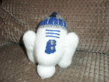 STAR WARS INSPIRED BY R2D2 **TOY KNITTING PATTERN ONLY **