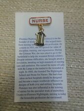 Nursing Lapel PIn Glow in the Dark Lantern Florence Nightingale 150564