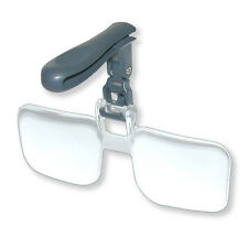 +5 Diopter VisorMag Clip On Magnifying Lenses for Hats