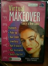 Virtual Makeover PC GAME - FREE POST