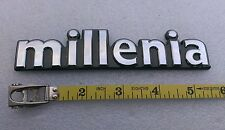 READY TO INSTALL MAZDA MILLENIA EMBLEM NAMEPLATE BADGE LOGO
