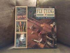 Fly Tying by Craig Woods. Mallard Press New York 1992. Fully Illustrated. Superb