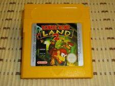 Donkey Kong Land 2 für GameBoy und Color und Advance