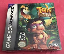 TAK and the Power of JUJU Game Boy Advance + Nintendo DS -2Pics -NEW