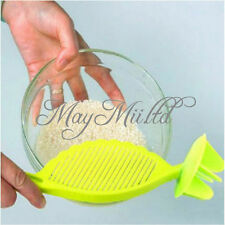 Cleaning Wash Gadgets Plastic Home Kitchen Rice Washing Tool Beans Peas Z