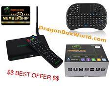 DragonBox DB5 /FREE VIP & Wireless Keyboard /FREE UFC Sports Movies Shows