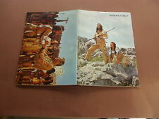 Karl May - Eikon - Sammelalbum Winnetou I - Film Bilder - kompl. Pierre Brice