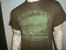 CHRISTMAS VACATION T SHIRT Live Tree Experience Family Truckster Station Wagon L